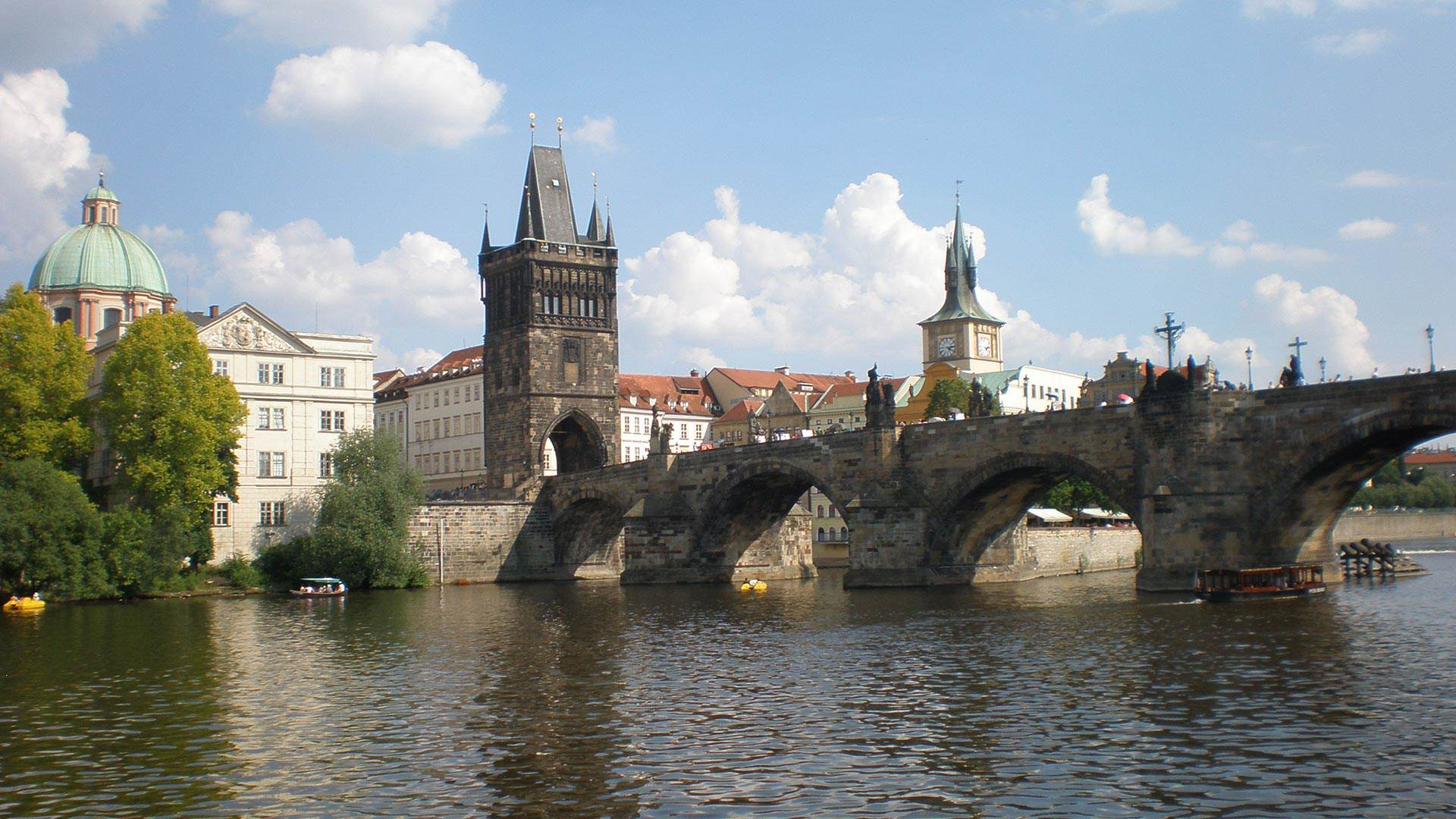 "Prague – ""CITY OF SPIRES"" – Part One"