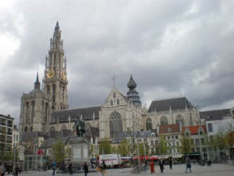 Onze Lieve Vrouwekathedraal (Cathedral of Our Lady)