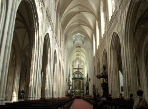 Anvers_-_Catedral_-_Interior