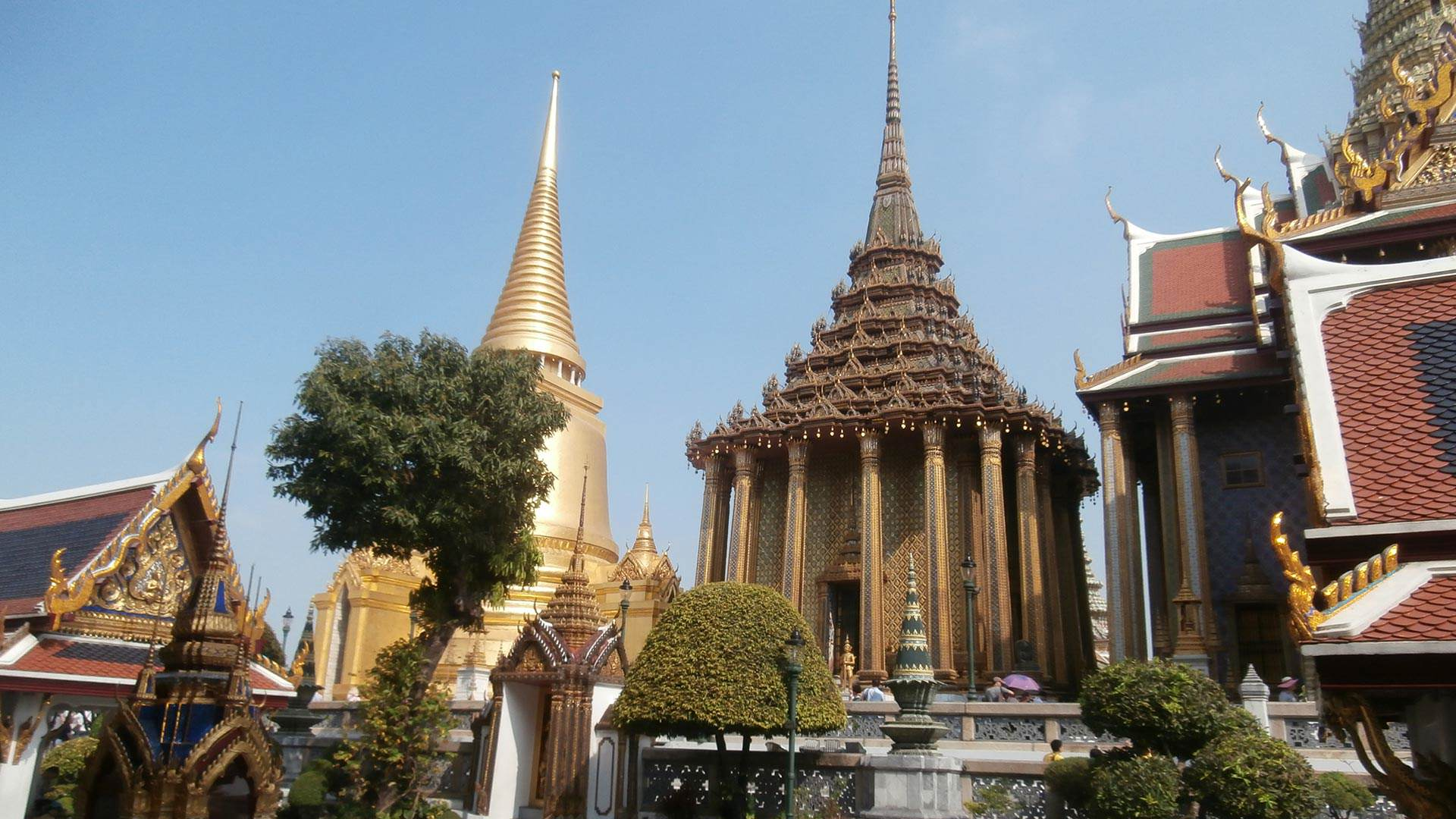 A Week In Bangkok Part One