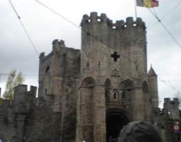 Het_Gravensteen_Castle