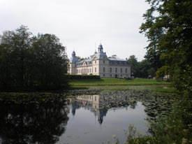 Krononvall-Slott