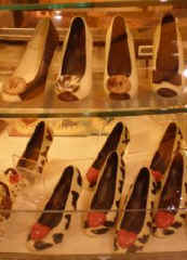 Rinascente_chocolate_shoes