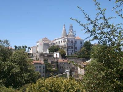 Sintra-Palácio Nacional