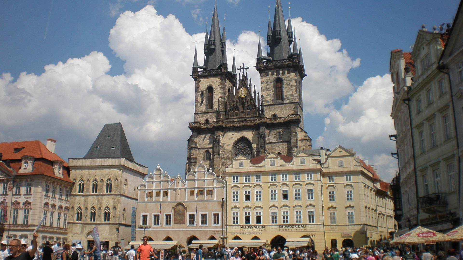 """Prague – """"CITY OF SPIRES"""" – Part Two"""